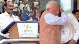 ISRO चीफ सिवन से जुड़े एक बहुत बड़े झूठ का पता चला