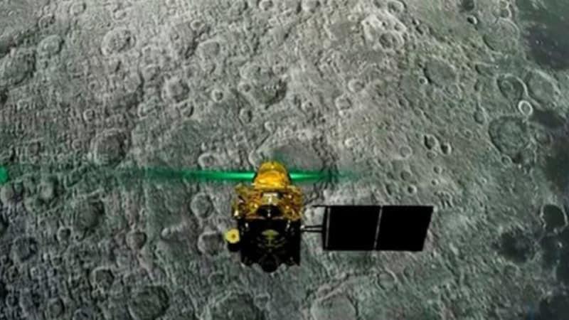 नासा ने बताया कि इसरो के चंद्रयान से कनेक्शन कहां फंसा हुआ है?