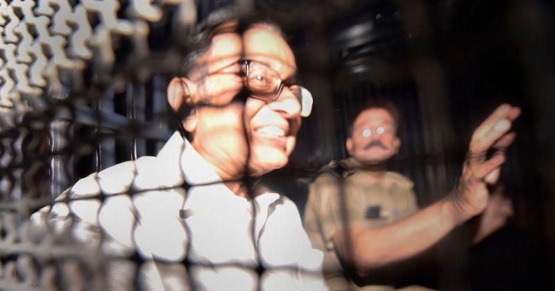 आपको विश्वास नहीं होगा कि चिदंबरम की बगल वाली जेल में कौन है!