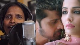 रानू मंडल का पहला गाना रिलीज़, यहां सुनिए 'तेरी मेरी कहानी'