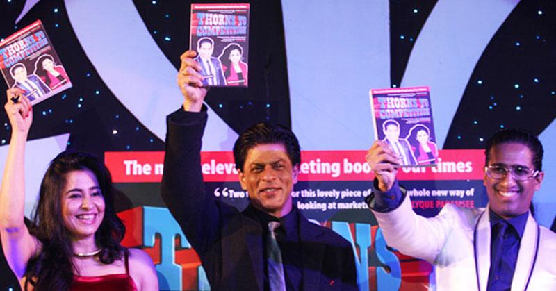 IIPM से जुड़ाव को लेकर फंस गए हैं शाहरुख खान