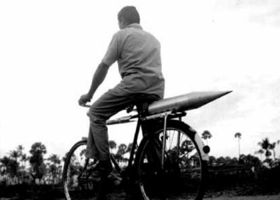 थुम्बा का लॉन्च सेंटर, जहां साइकिल पर रखकर तब के समय राकेट ले जाया गया था