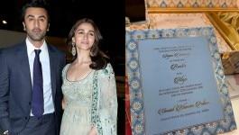 रणबीर कपूर और आलिया भट्ट की शादी की डेट आ गई है!