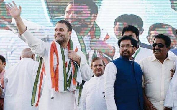 राहुल गांधी ने गुजरात के विधानसभा चुनाव में रफाल को मुद्दा बनाने की कोशिश की थी.