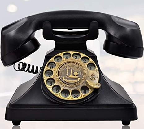 तब जो टेलीफोन आते थे उनमें 3 नंबर के पास ताले जैसा सिअतम भी हुआ करता था