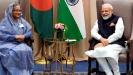 मोदीजी की वजह से बांग्लादेश की पीएम शेख हसीना का जायका बिगड़ गया!