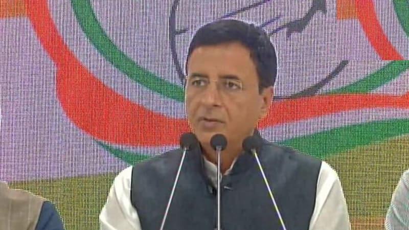 कांग्रेस नेता रणदीप सुरजेवाला ने कोर्ट के फैसले का समर्थन करते हुए बीजेपी को सुना दिया