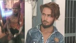 मुस्लिम युवक हनुमान बनकर घूम रहा था, पुलिस ने अरेस्ट कर लिया