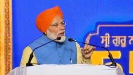 अयोध्या पर फैसले के बाद पीएम नरेंद्र मोदी ने करतारपुर में क्या कहा?