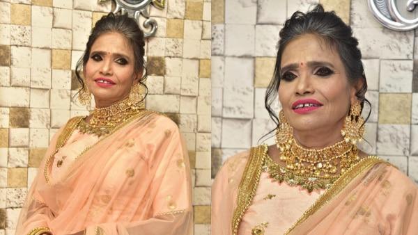 Reality Behind Ranu Mandal S Viral Makeup Photos Entertainry