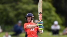 इंग्लैंड के क्रिकेटर ने पहने खास ग्लव्स, लेकिन ICC बुरा मान गई