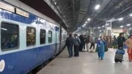 हाथ दिखाने पर नहीं रुकी ट्रेन, केंद्रीय मंत्री ने शिकायत कर दी