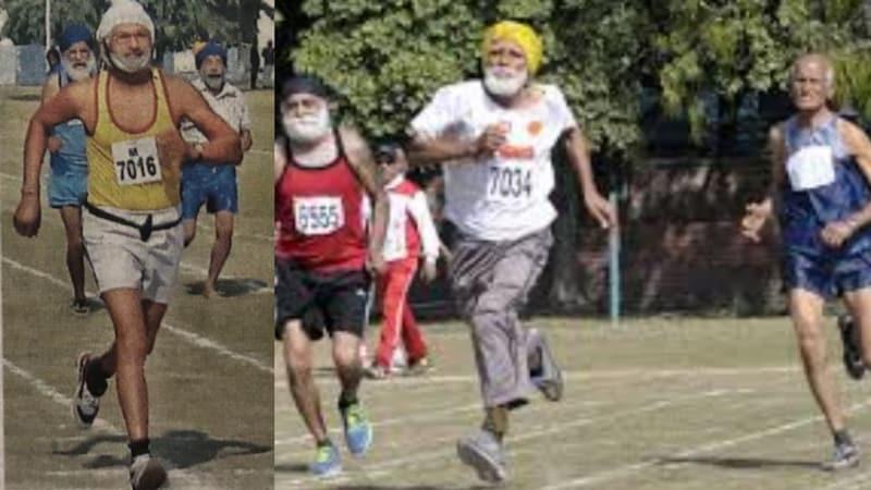 78 साल के इस एथलीट को पता नहीं था कि गोल्ड मेडल जीतने के बाद ऐसा होगा