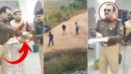 हैदराबाद एनकाउंटर की खुशी में यूपी पुलिस जिंदाबाद के नारे क्यों लगवा बैठे अलीगढ़ DCP?