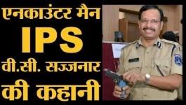 पुलिस कमिश्नर V C सज्जनार की कहानी, जो हैदराबाद एनकाउंटर लीड कर रहे थे