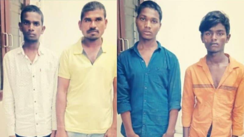 हैदराबाद डॉक्टर रेप केस: चारों आरोपी पुलिस एनकाउंटर में मारे गए
