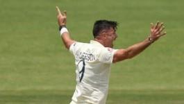 अपने 150वें टेस्ट की पहली ही गेंद पर जेम्स एंडरसन ने कमाल कर डाला
