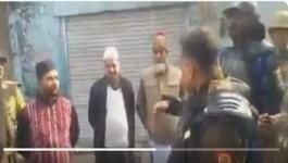 'पाकिस्तान चले जाओ', वायरल विडियो में CAA प्रोटेस्टर्स से कह रहे मेरठ के SP