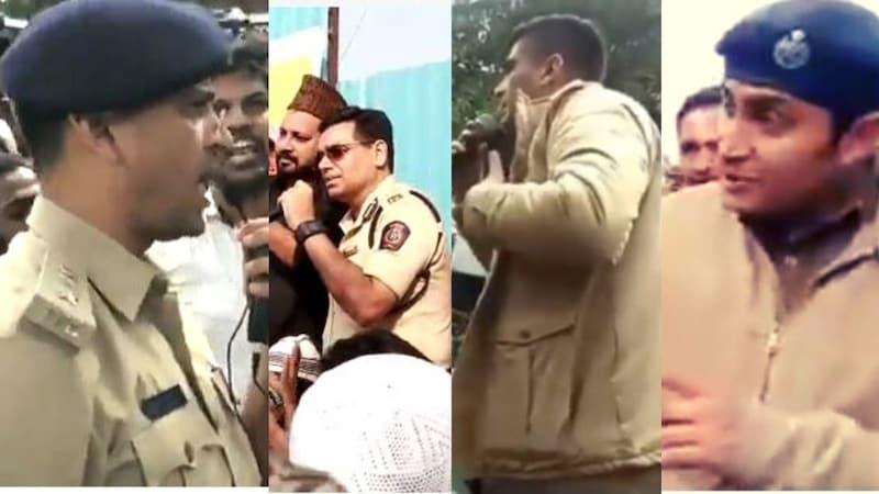 CAA protest: पांच मौके जब पुलिस वालों ने जीते प्रदर्शनकारियों के दिल