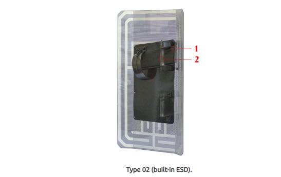 टाइप 2 में इलेक्ट्रोशॉक डिवाइस बिल्ट इन होता है. फोटो: रशियर शॉकर्स