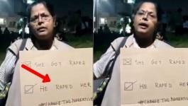हैदराबाद डॉक्टर के गैंगरेप के बाद इस महिला ने जो कहा है वो सबको सुनना चाहिए
