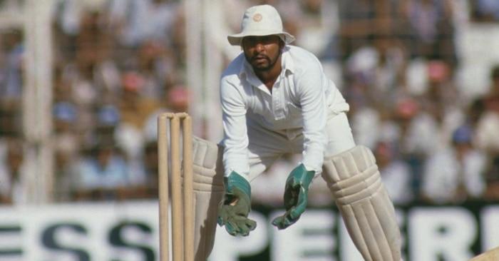 1983 वर्ल्ड कप के बेस्ट विकेटकीपर सैय्यद किरमानी.
