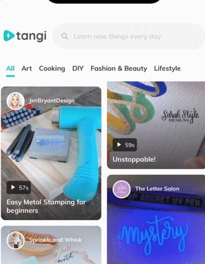 कहा जा रहा है कि tangi से DIY वाले वीडियोज़ और बढ़ेंगे. DIY माने Do it Yourself. जैसे पानी के बोतल को काटकर गमला बनाने वाले वीडियो.