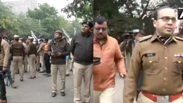 JNU हिंसा मामले की जांच क्राइम ब्रांच करेगा, वायरल वीडियो की छानबीन होगी