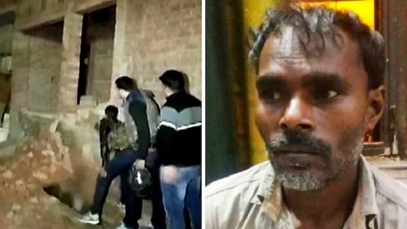 यूपी : सरकारी मकान और शौचालय के लिए आदमी ने 23 बच्चों को बंधक बनाया, पुलिस कार्रवाई में मौत