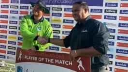 T20 मैच में 14वें नंबर की टीम ने वेस्टइंडीज़ को घर में घुसकर पटक दिया