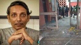 JNU छात्रों पर हमले के बाद VC एम जगदीश कुमार क्या बोले?
