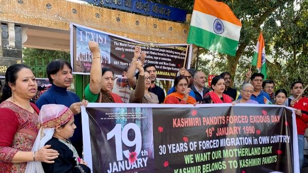 कश्मीरी पंडितों के घाटी छोड़ने के 30 सालः क्या था 72 दिन का 'गुल-ए-कर्फ्यू'?