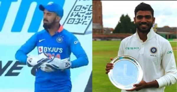 राजकोट वनडे में केएल राहुल विकेट के पीछे मोर्चा संभालेंगे. केएस भरत को कवर विकेटकीपर के तौर पर टीम में बुलाए गए हैं.