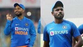 दूसरे वनडे से ऋषभ पंत बाहर हुए, तो संजू सैमसन को टीम में जगह क्यों नहीं दी गई?