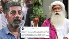 सुशांत सिंह ने ऐसा ट्वीट किया कि सद्गुरु जग्गी वासुदेव के भक्त किलस जाएंगे