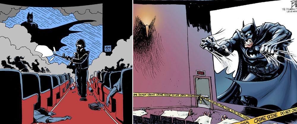 2012 Dark Knight Aurora Shooting Cartoons Joker 2019 Movie Debate
