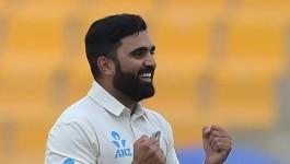 मुंबई में पैदा हुआ क्रिकेटर पहले टेस्ट में भारत नहीं न्यूज़ीलैंड के लिए खेल रहा है