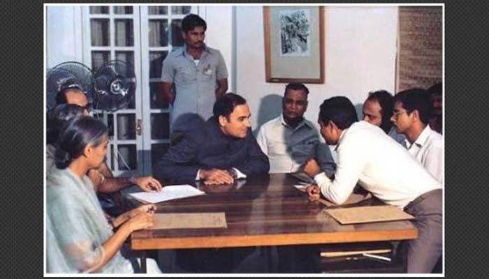 असम अकॉर्ड राजीव गांधी के पीएम रहते हुआ था. (File Photo)