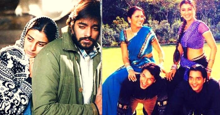 गुलज़ार डायरेक्टेड फिल्म 'माचिस' और 'आमदनी अठन्नी खर्चा रूपैया' में चंद्रचूड़ सिंह. इन दोनों ही फिल्मों में उनके अपोज़िट तबू थीं.