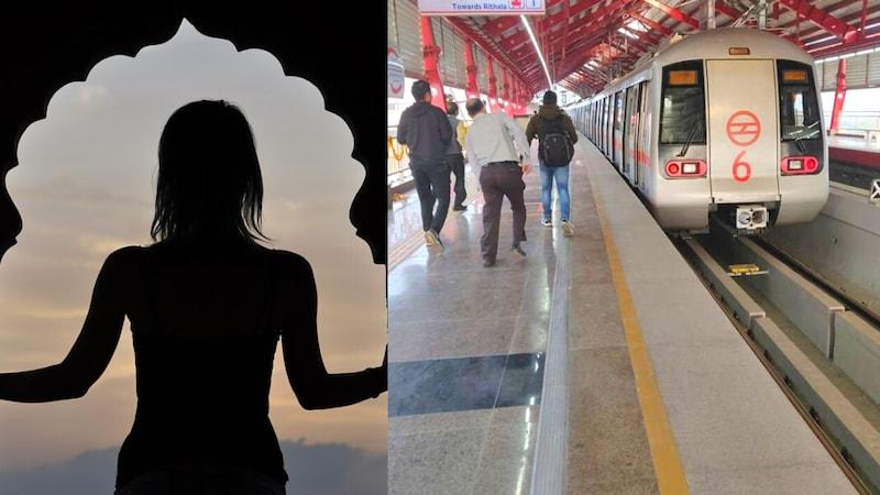 लड़की ने ट्वीट कर बताया, दिल्ली मेट्रो में आदमी ने पैंट की चेन खोलकर शर्मनाक हरकत की