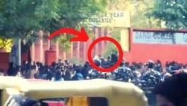 छात्राओं का आरोप, DU के इस कॉलेज फेस्ट में लड़के आए, 'जय श्री राम' के नारे लगाए और यौन शोषण किया
