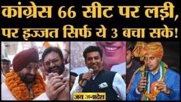दिल्ली इलेक्शन 2020: कांग्रेस के उन 3 प्रत्याशियों की कहानी जो अपनी ज़मानत बचा पाए