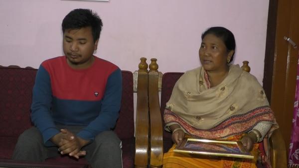 Maneswar Basumutary Familiy