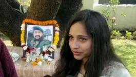 शहीद मेजर विभूति ढौंडियाल की पत्नी आर्मी में जाने को तैयार, SSC का एग्जाम भी पास कर लिया