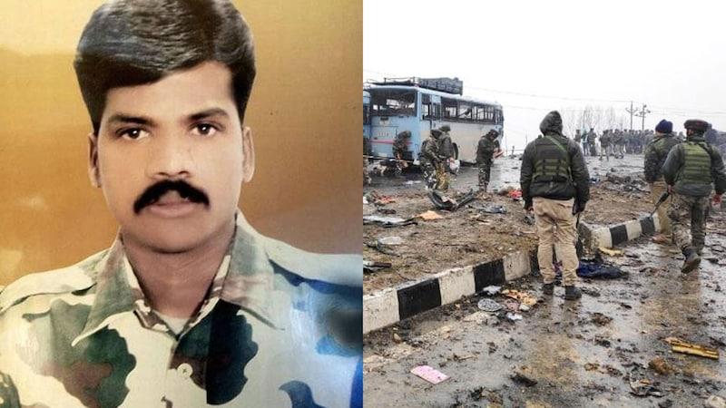 पुलवामा हमला: शहादत के समय चार महीने की प्रेगनेंट थी पत्नी, अब किस हाल में है परिवार?