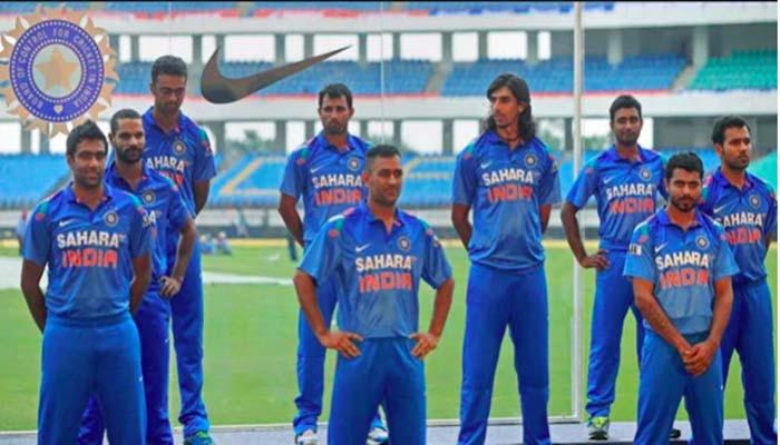 सहारा 11 साल तक भारतीय क्रिकेट टीम का स्पॉन्सर रहा. (File)