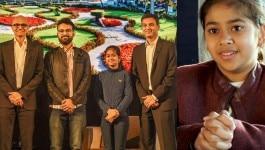 13 साल की बच्ची ने ऐसा कमाल किया कि माइक्रोसॉफ्ट के CEO सत्य नडेला भी तारीफ़ कर रहे हैं