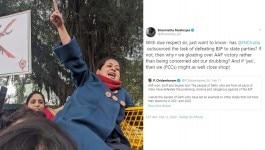 कौन हैं कांग्रेसी शर्मिष्ठा मुख़र्जी, जिन्होंने चिदंबरम के एक ट्वीट पर पूरी कांग्रेस को नसीहत दे दी!