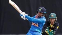 स्मृति की 66 रनों की पारी के बावजूद फाइनल में ऑस्ट्रेलिया हार गई टीम इंडिया