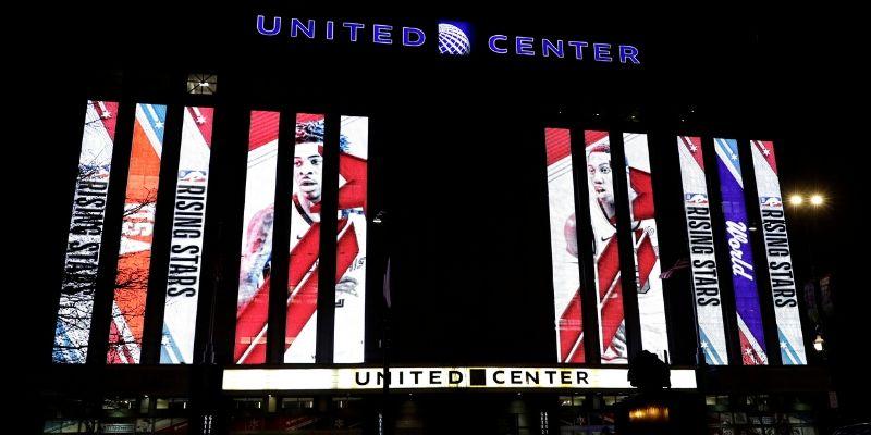 United Center 800